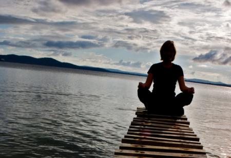 chakra-Meditation